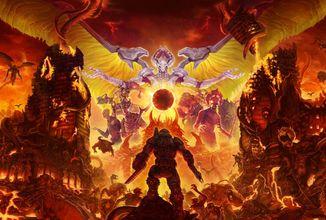 Bethesda pro brutální střílečku Doom Eternal navázala spolupráci s výrobcem vodky
