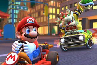 Začalo testování multiplayeru v Mario Kart Tour