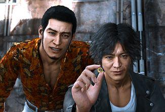 Pokračování detektivního spin-offu Yakuzy se jmenuje Lost Judgment