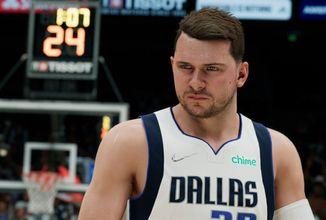 Více potu a vylepšené animace v NBA 2K22