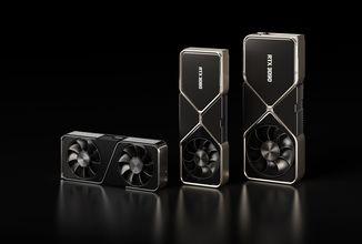 Nvidia představila novou řadu grafických karet GeForce