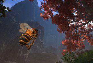 Zajímavosti z vývoje Bee Simulatoru