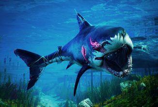 Žraločí RPG Maneater ukazuje své detailní prostředí