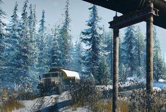 SnowRunner prezentuje multiplayer. Čeština bude ve všech verzích hry