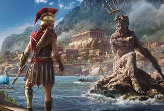 Strávili jsme několik hodin v Assassin's Creed Odyssey - zde jsou naše dojmy