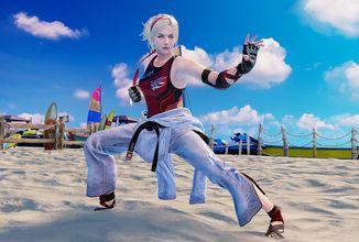 Tajemnou postavou do Tekken 7 není Ciri, ale polská premiérka