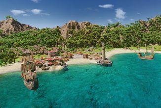 Port Royale 4 představuje svůj obrovský a krásný svět ze 17. století