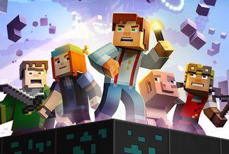 Minecraft: Story Mode - kostičkový svět, který vás bude bavit.