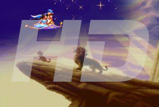 Disney hry Lion King a Aladdin sa vraj dočkajú HD remasteru, oficálne zdroje mlčia