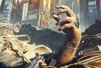 Podívejte se na sošku ze sběratelské edice Cyberpunku 2077