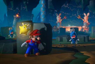 Mario + Rabbids: Sparks of Hope nabídne taktičtější bitvy známých hrdinů