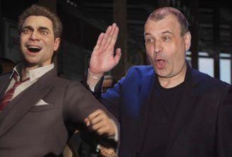 Ano, Petr Rychlý bude v remaku Mafie znovu dabovat Paulieho
