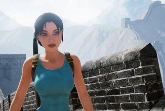 Stará Lara v nové podobě? To je fanouškovský remake Tomb Raideru 2, jehož demo si dnes může zahrát každý