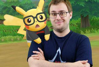 Pikachu a Eevee se vrací s originálním příběhem Pokémon Yellow, přesto se hraje Let's Go úplně jinak