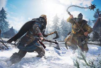 Unikla půlhodina z Assassin's Creed Valhalla