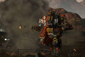 Trailer se souboji mechů a destrukcí prostředí láká na MechWarrior 5: Mercenaries