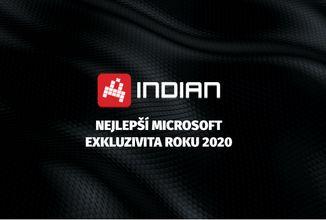 Nejlepší exkluzivita Microsoftu roku 2020 komunity INDIAN