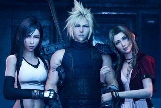 Final Fantasy VII Remake pro PS4 jen časovou exkluzivitou