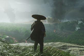 Samurajská akce Ghost of Tsushima se připomíná trailerem, který kombinuje filmečky a hratelnost