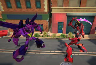 Transformers: Battlegrounds přináší boje robotů pro malé i velké