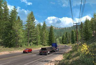 Po Idaho bude mapa American Truck Simulatoru rozšířena o Colorado