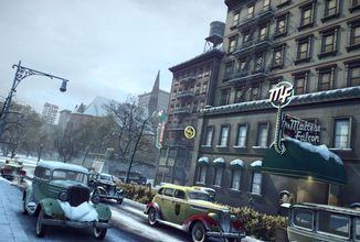 Mod v Mafia 2 Definitive Edition odemyká DLC a přináší pohled z interiéru automobilu