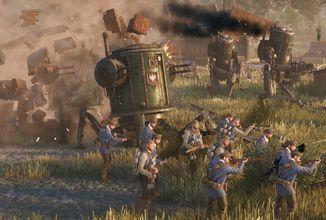Strategie Iron Harvest ukázala poprvé scény z příběhové kampaně