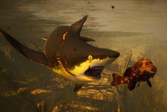 Jako žralok se ve hře Maneater začnete mstít už v pátek