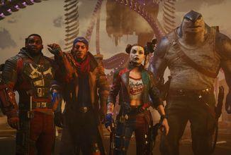 Suicide Squad: Kill the Justice League ve vyčerpávajícím příběhovém traileru
