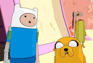 It's Adventure Time! Známy animák sa dočká ďalšieho herného spracovania