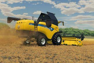 Oznámen Farming Simulator 22. Nový díl zemědělského simulátoru bude větší a lepší