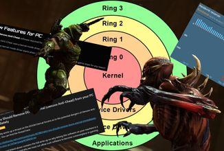 Doom Eternal sužuje další kontroverze, tentokrát kvůli anti-cheatovací ochraně Denuva