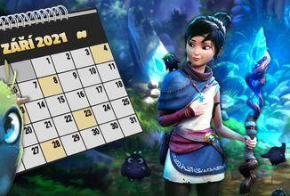 Kalendář hráče: Nejzajímavější hry září 2021