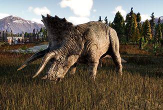 Jurassic World Evolution 2 konečně nabídne vodní ještěry
