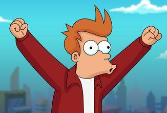 Na telefony vychází Futurama: Worlds of Tomorrow