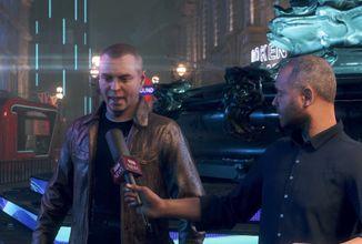 BBC přímo ve hře vyzpovídalo kreativního ředitele Watch Dogs: Legion
