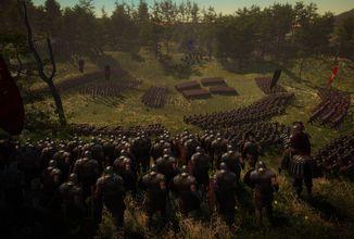 Strategie Roman Empire Wars v první gameplay ukázce