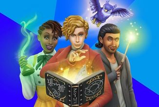 Realm of Magic - The Sims 4 plné magie