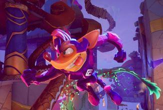Crash Bandicoot 4 přínáší nové informace a odhaluje svou poslední masku