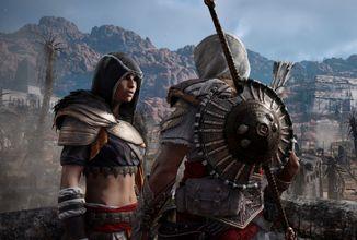 Předchozí díly Assassin's Creed měly mít větší důraz na ženskou hlavní hrdinku