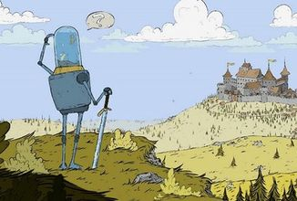 Feudal Alloy odhaluje další robotí nepřátele v novém traileru
