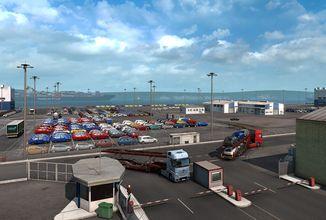 Obrazem: Nová rozšíření pro Euro Truck Simulator 2 a American Truck Simulator