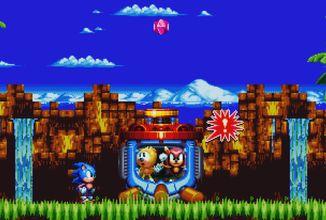 Nová reklama na Sonic Mania Plus je vlastne stará