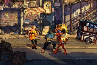 Mlátička Streets of Rage 4 už má datum vydání