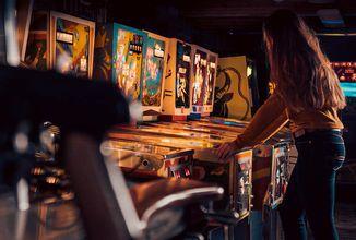 Stoletá historie arkádovek se promítá do teaseru dokumentu Arcade Dreams