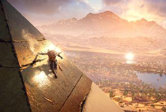 Ubisoft nabízí výukové Discovery Tour v Egyptě a Řecku na PC zdarma