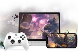 Cloudové hraní od Microsoftu: Zahrajte si Xbox Series X hry na PC i mobilu a tabletu