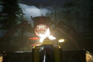 Zlá pavoučí lokomotiva hlavním nepřítelem v hororové střílečce Choo-Choo Charles