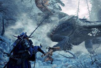 Monster Hunter World: Iceborne pro PC zkraje nového roku