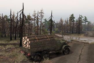 Druhý poutač na černobylské dobrodružství ve Spintires